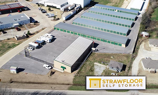Strawfloor Self Storage - Bono