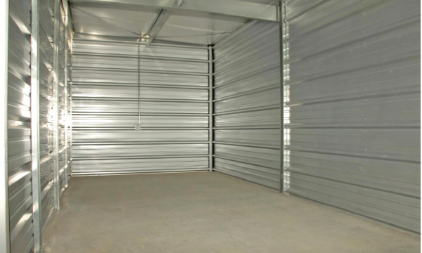 Clean and Spacious Self Storage