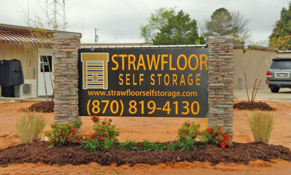 Strawfloor Self Storage in Jonesboro, AR