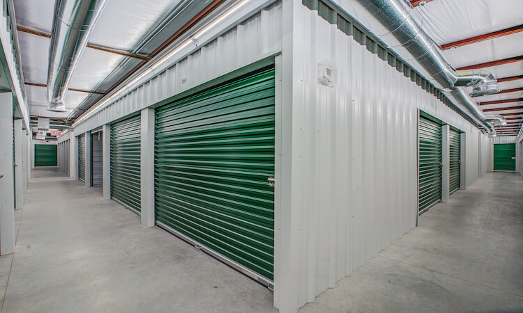 Tiger Mini-Storage offers indoor, climate controlled mini storage in Broken Arrow, OK