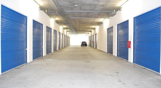 interior storage units Redondo Hermosa, CA