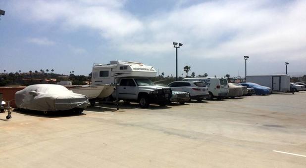boat and rv storage California
