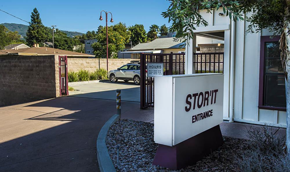 Stor-It of Los Gatos Facility