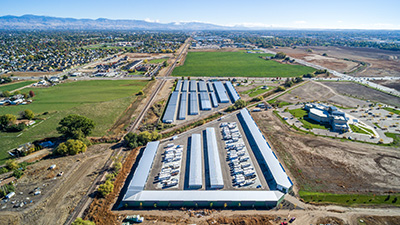 Storage Units and Covered RV Storage in Caldwell, ID