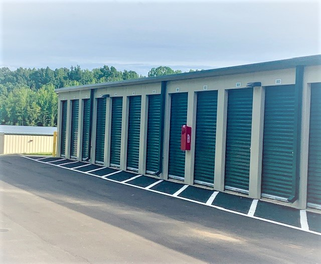 Self Storage in Greensboro, NC