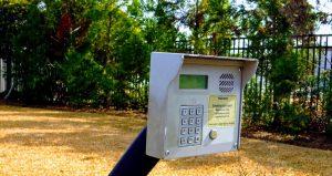 keypad for entry gate Moultrie, GA