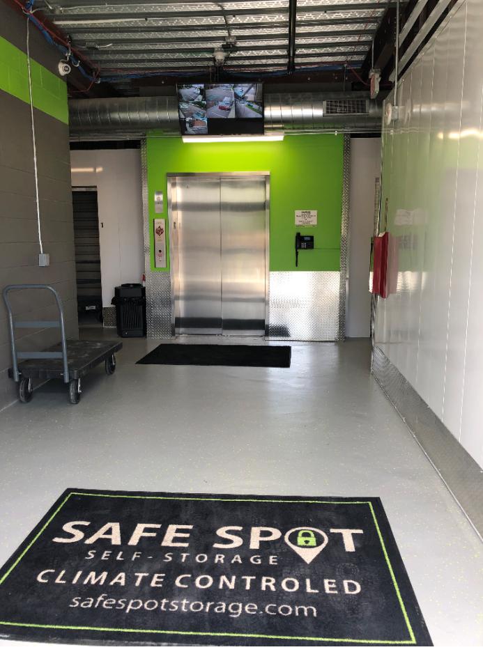 Safe Spot Storage