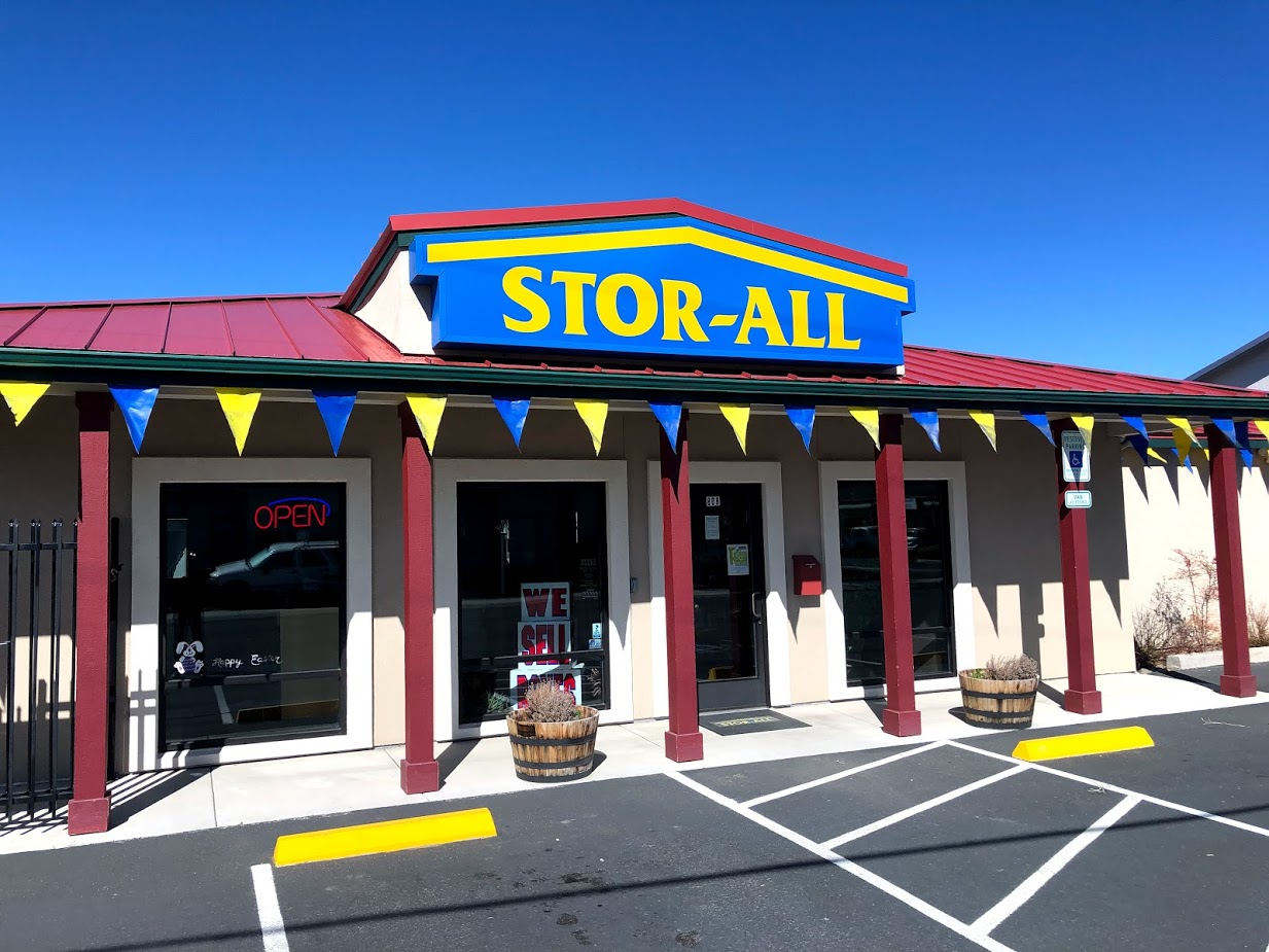 STOR-ALL serving GARDNERVILLE RANCHOS