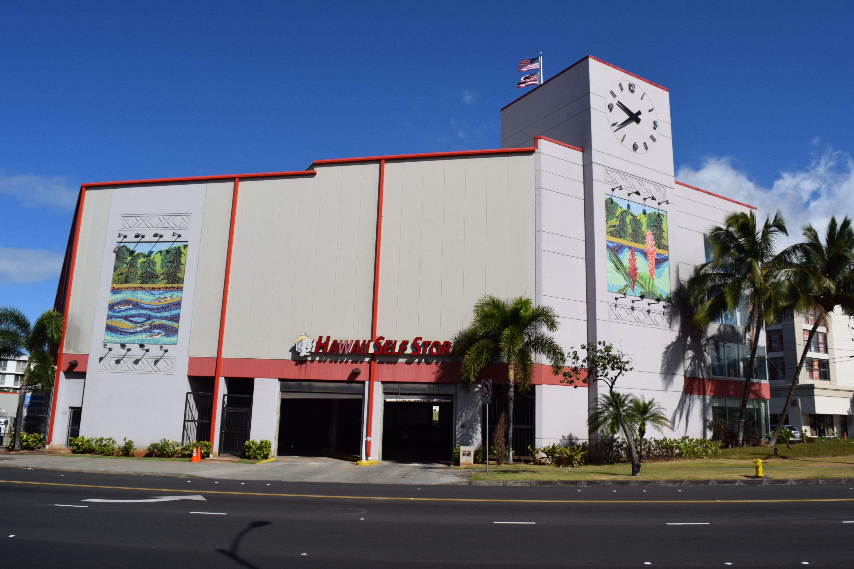 Kaimuki Hawaii Self Storage Facility