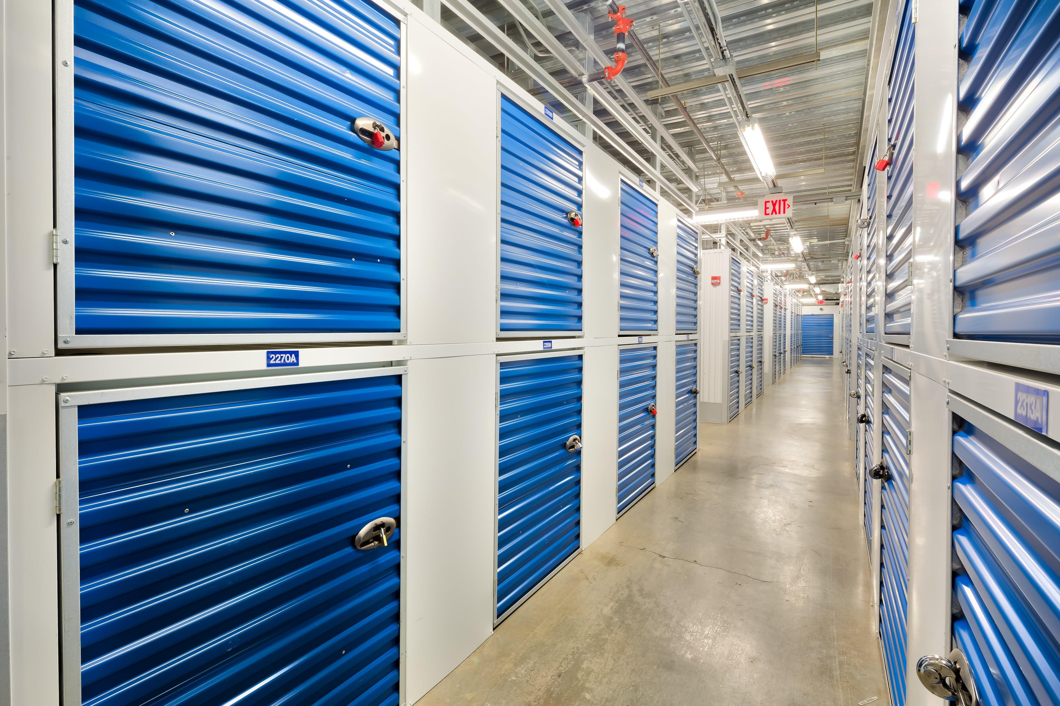 Storage Halls