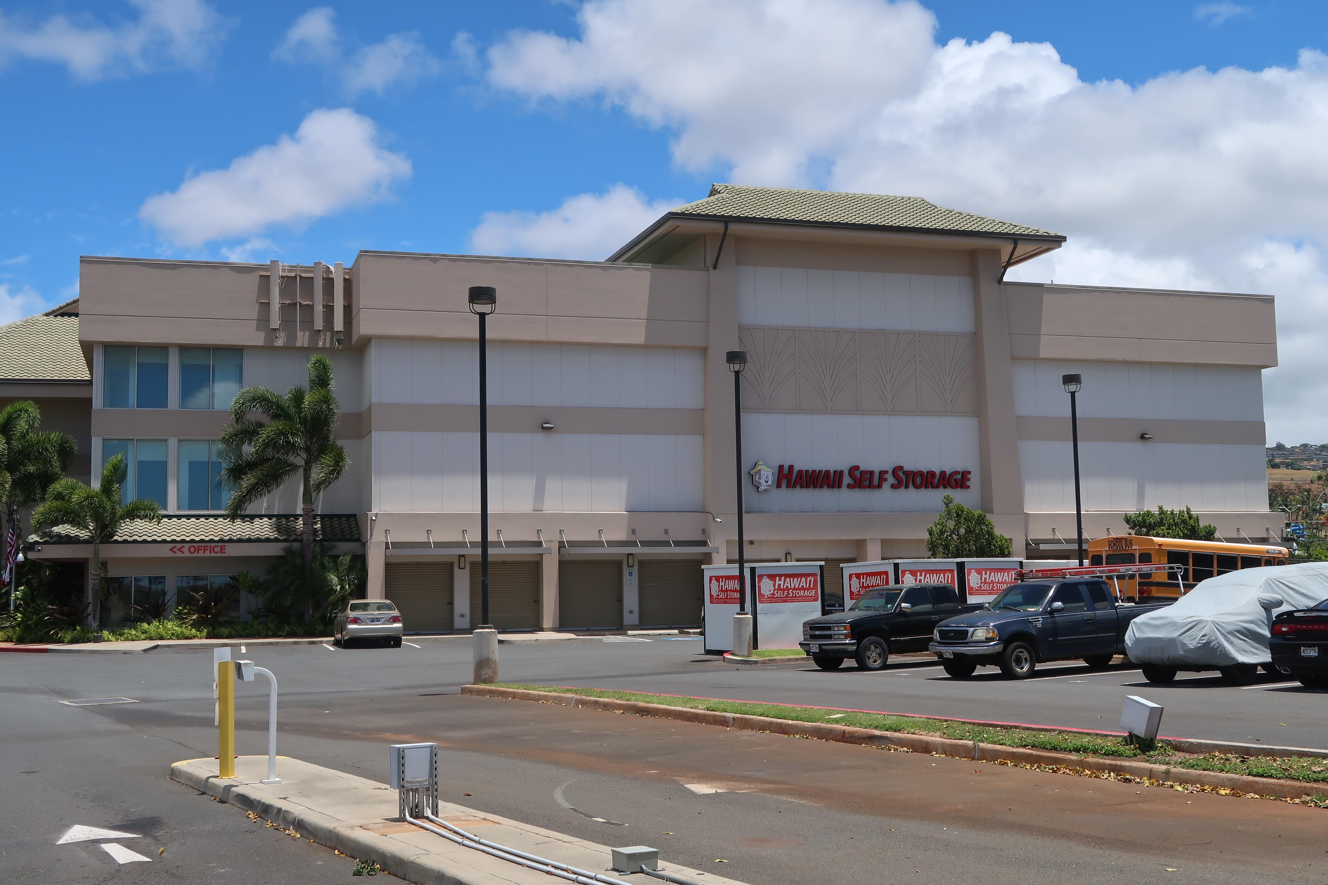 Hawai'i Self Storage-Kapolei