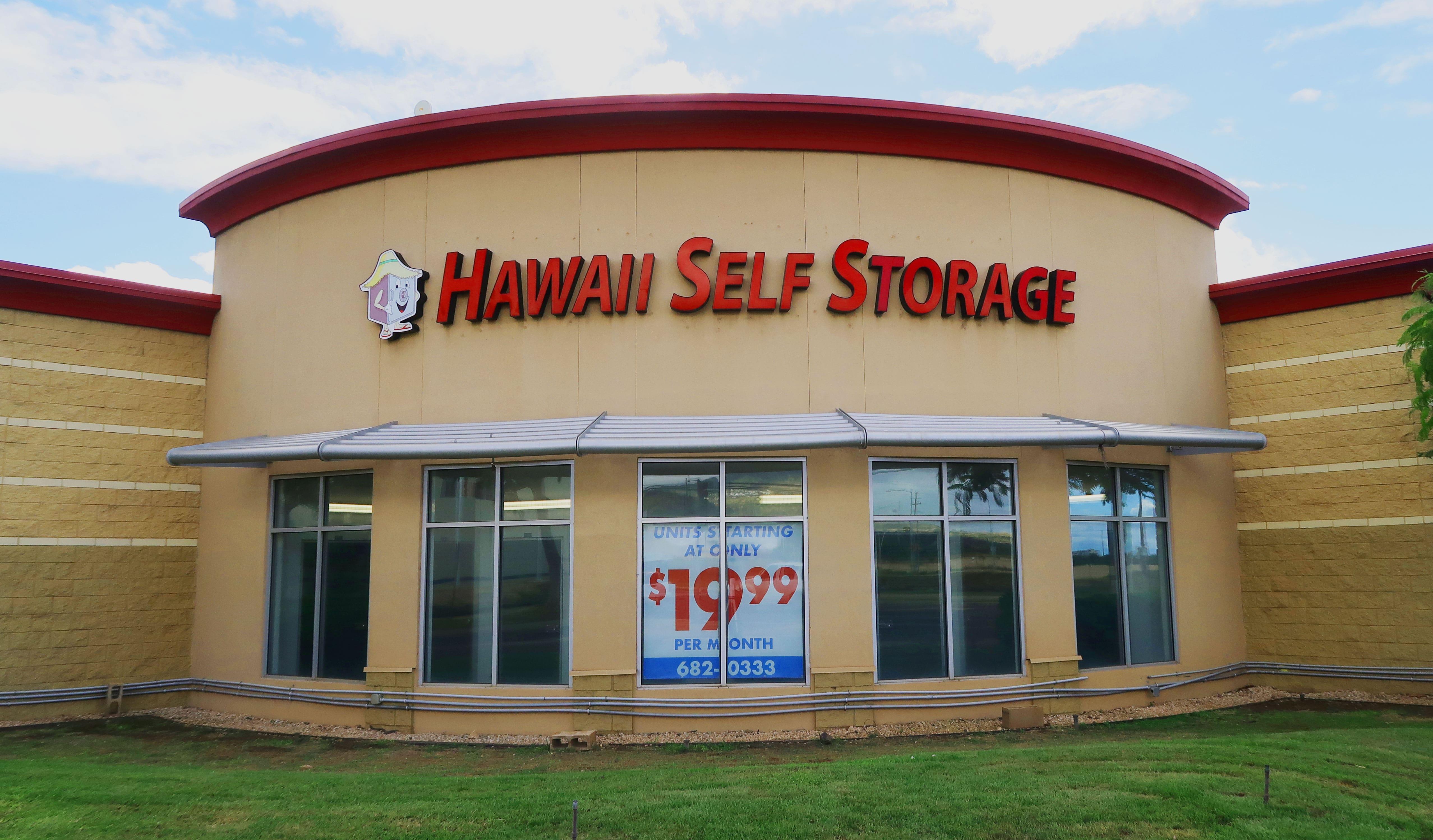 Hawaii Self Storage Kapolei-West