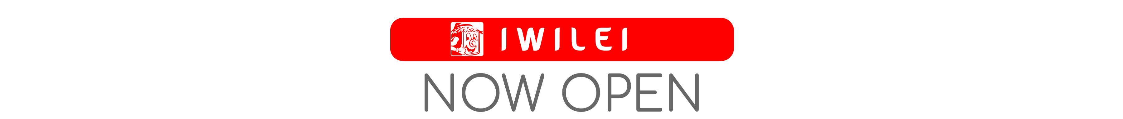 Iwilei Now Open