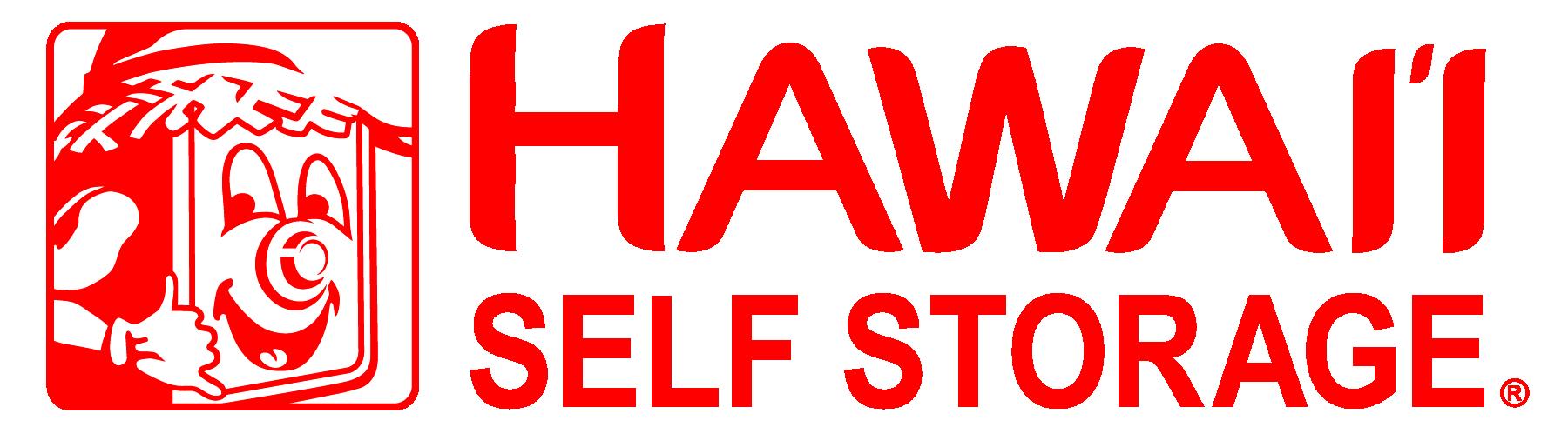 Hawai'i Self Storage Logo 2019