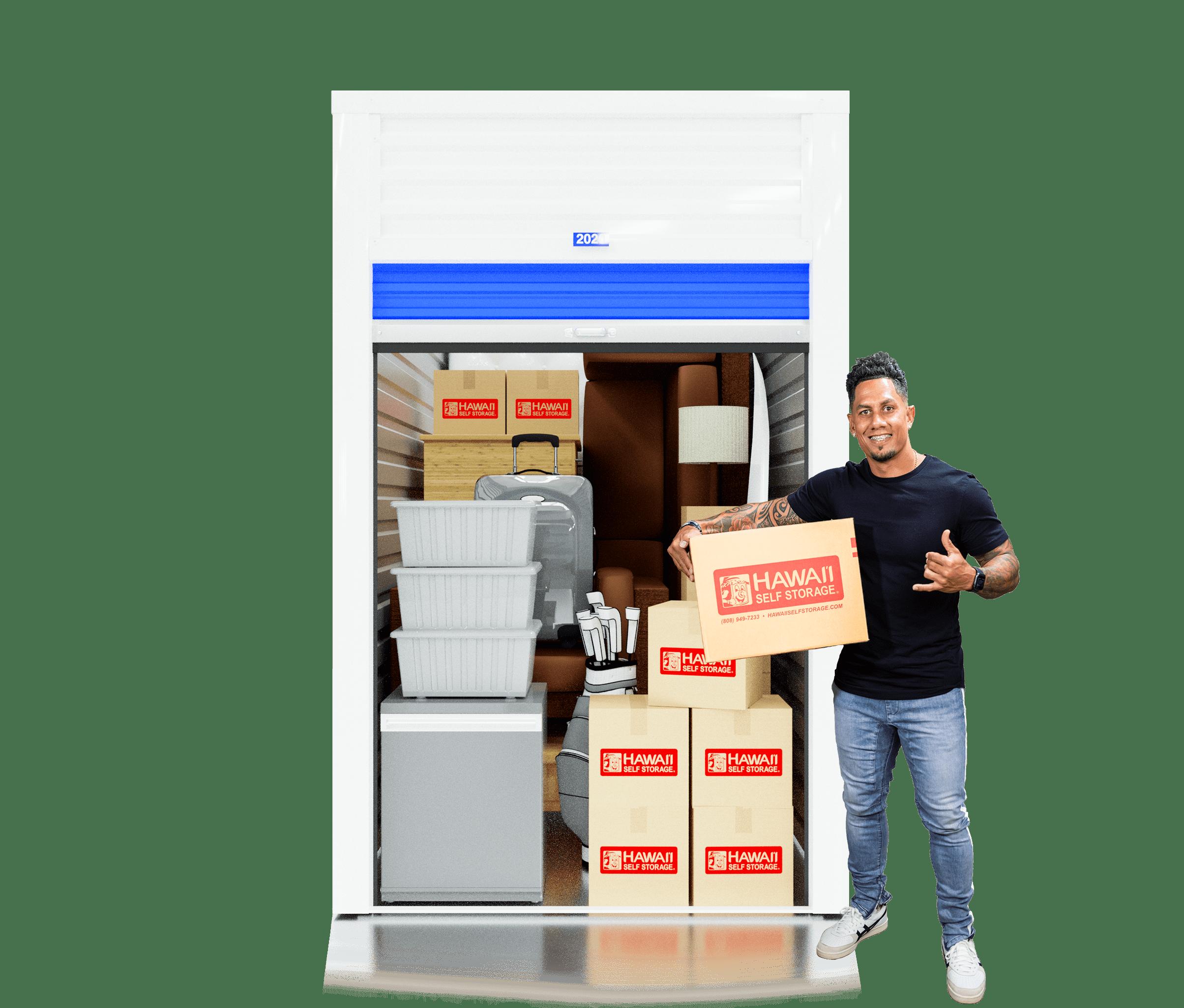 Medium Summer Storage
