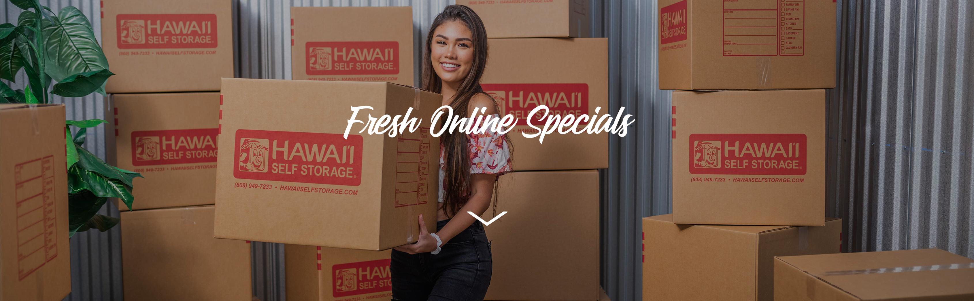 Fresh Online Specials