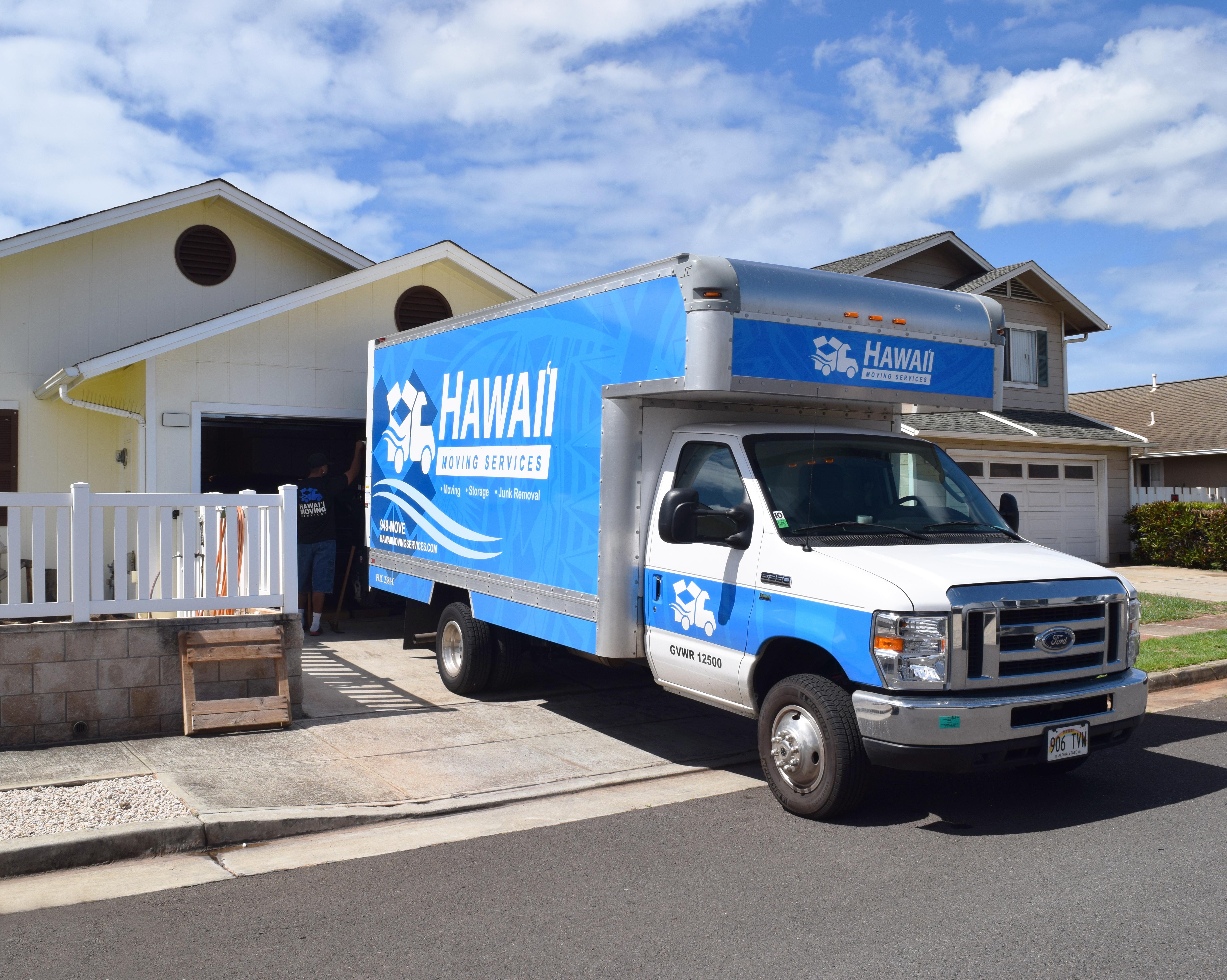 Hawai'i Moving Service