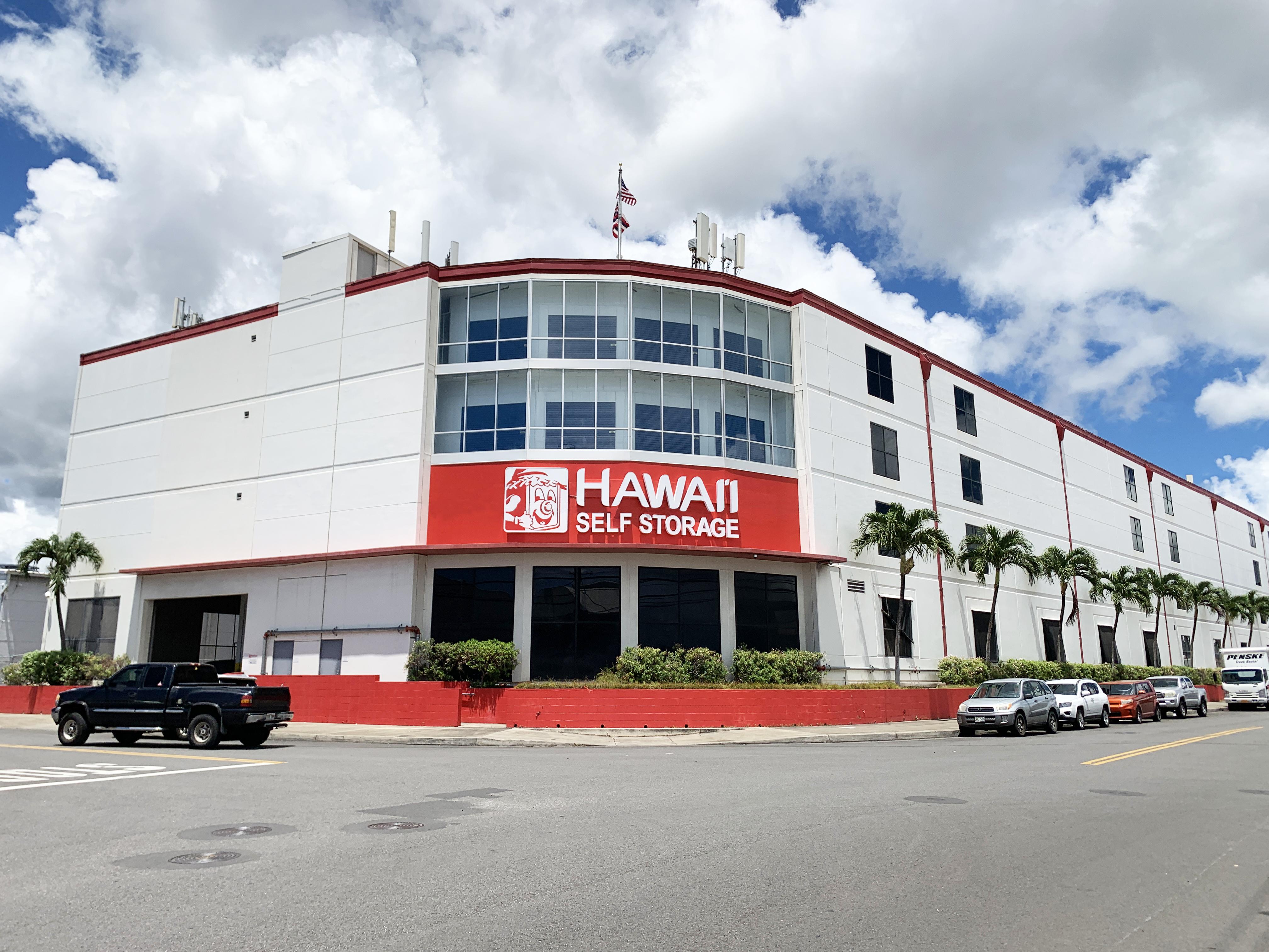Hawai'i Self Storage - Salt Lake