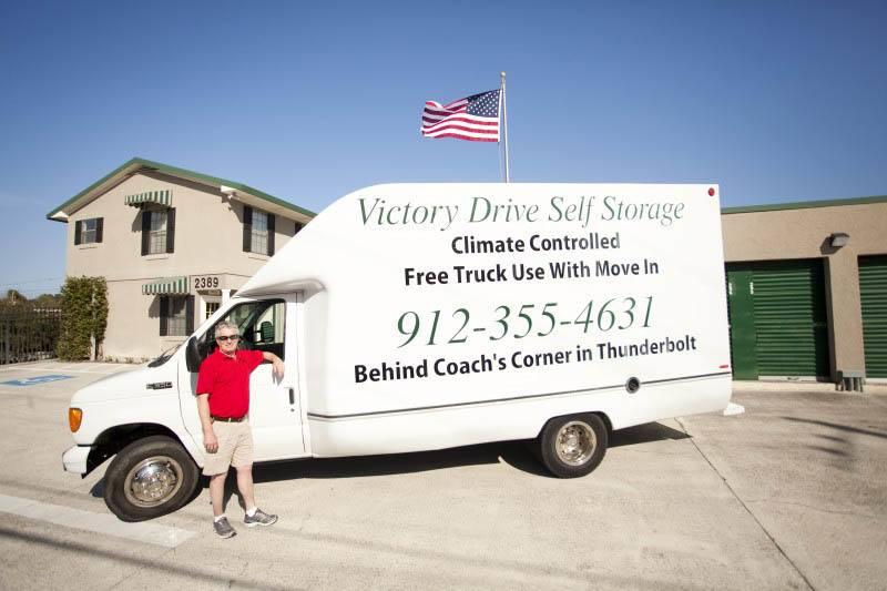 Truck Rental Thunderbolt, GA