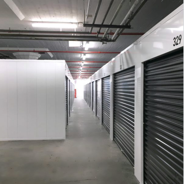 Urban Indoor Storage
