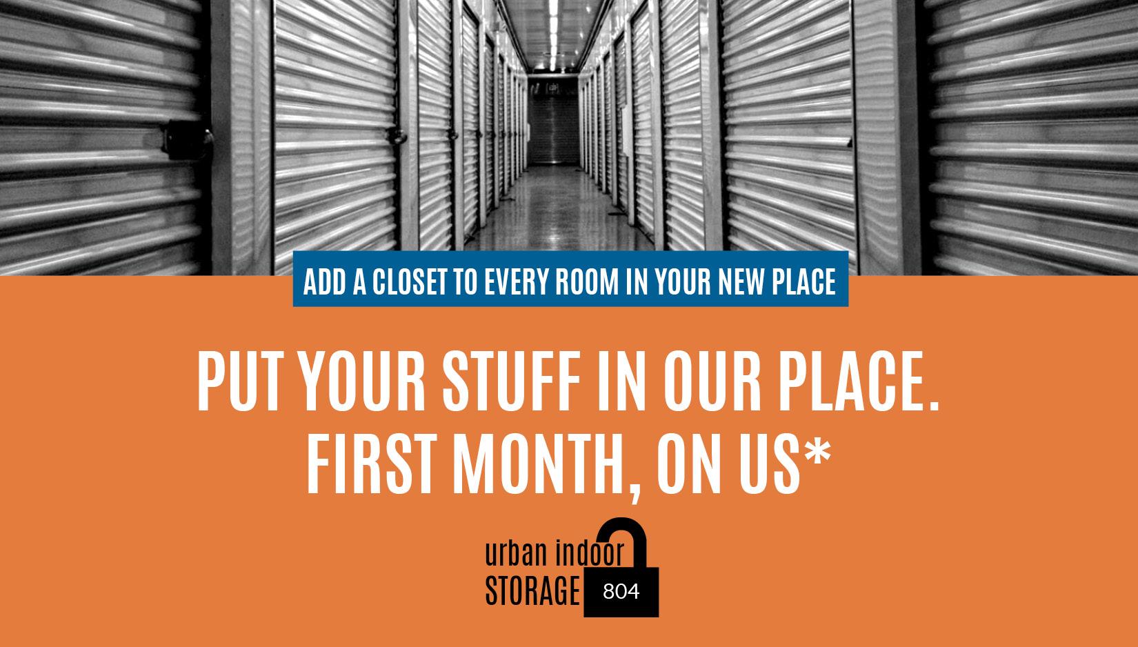 Urban Indoor Storage