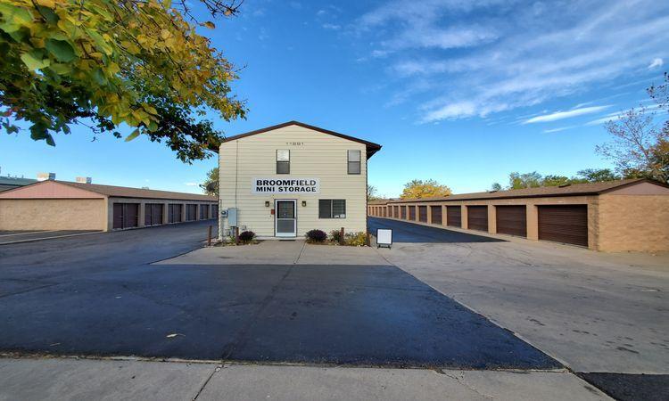Broomfield Mini Storage located in Broomfield, CO