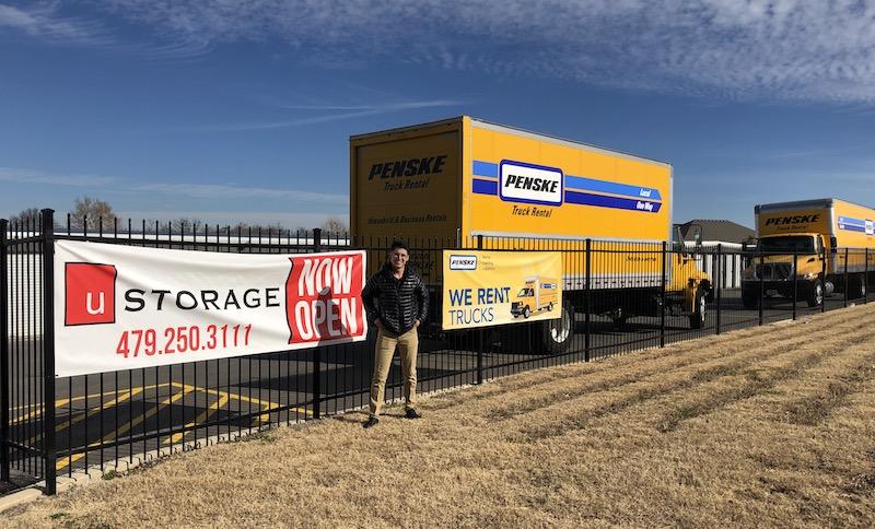 Bentonville U Storage Penske Truck Rental