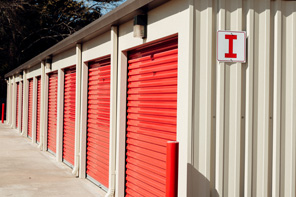 Drive Up Access to Your Storage Units