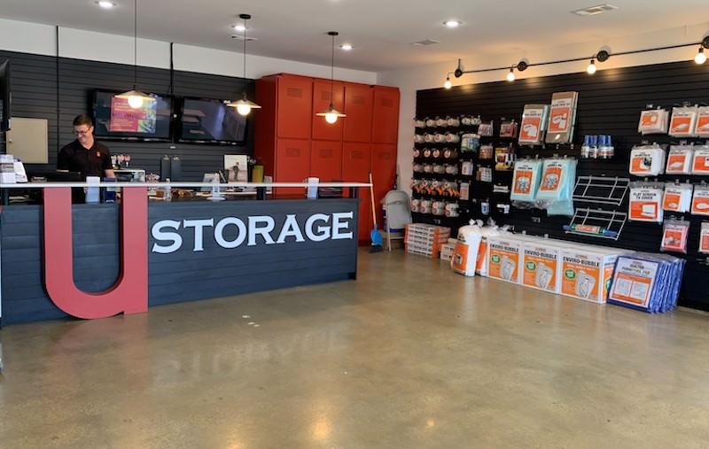 Conway U Storage Moving Supplies