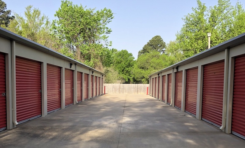 Self Storage Units in Conway AR