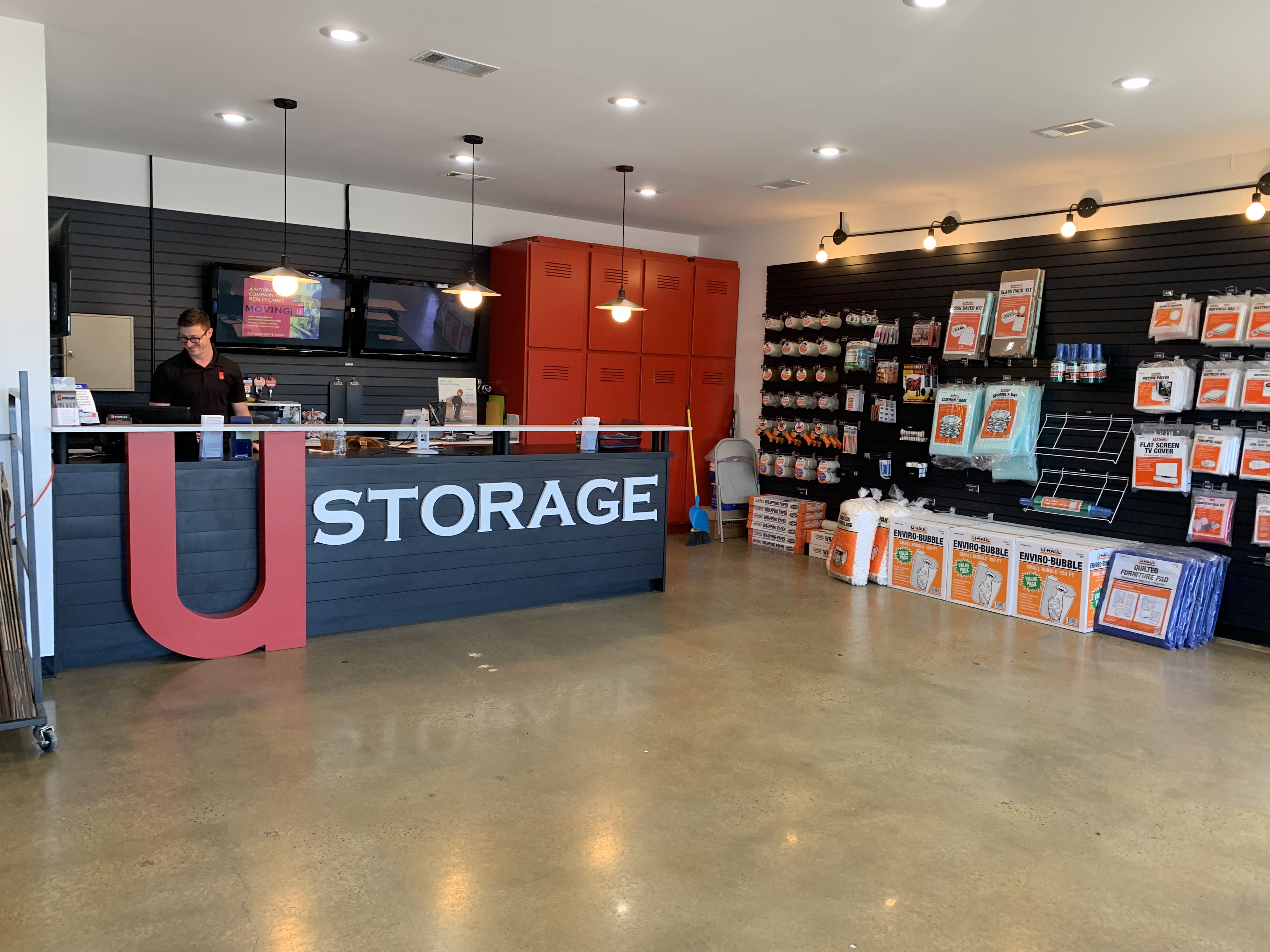 Bentonville U Storage Office