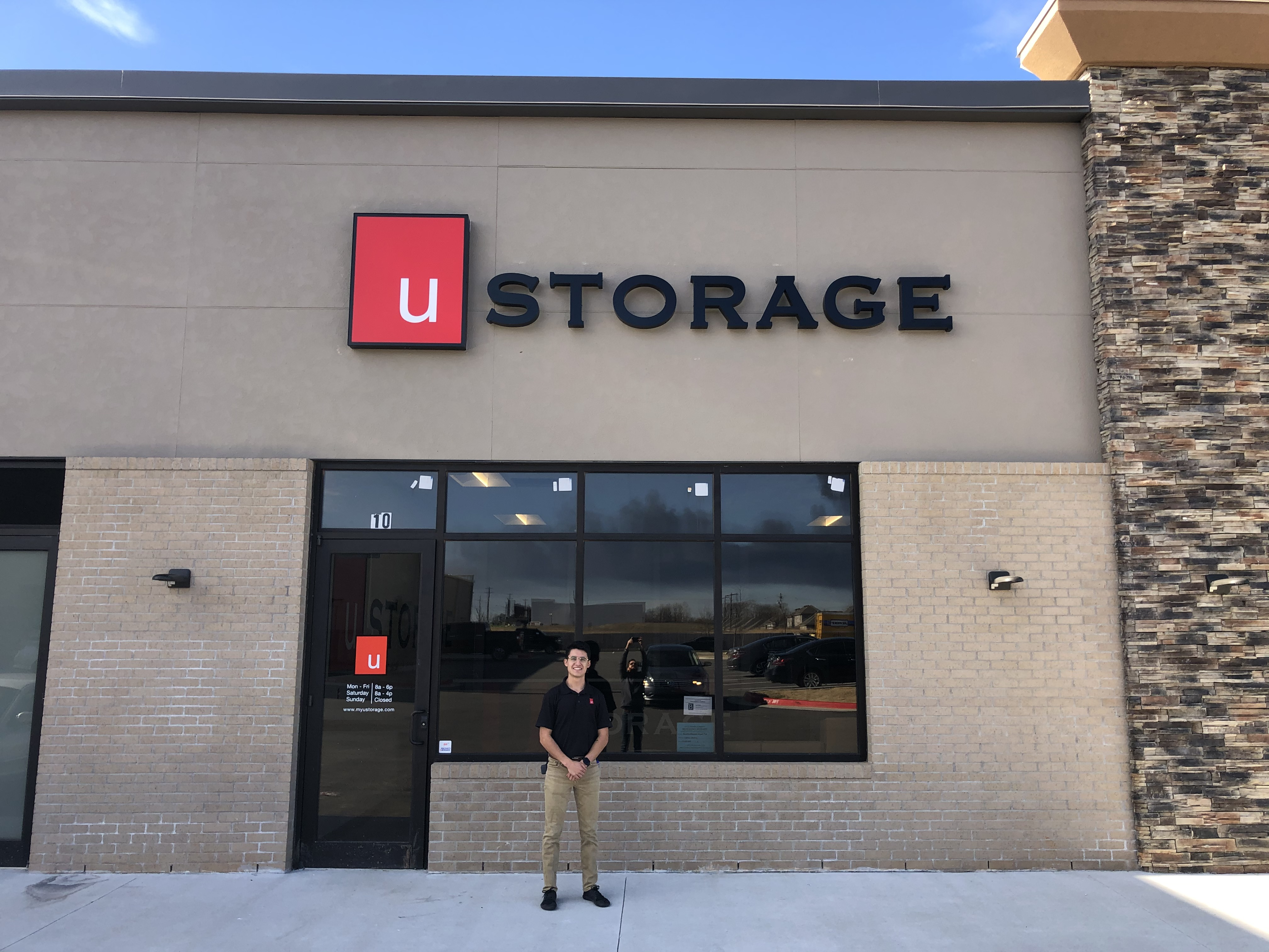 Self-storage in Bentonville
