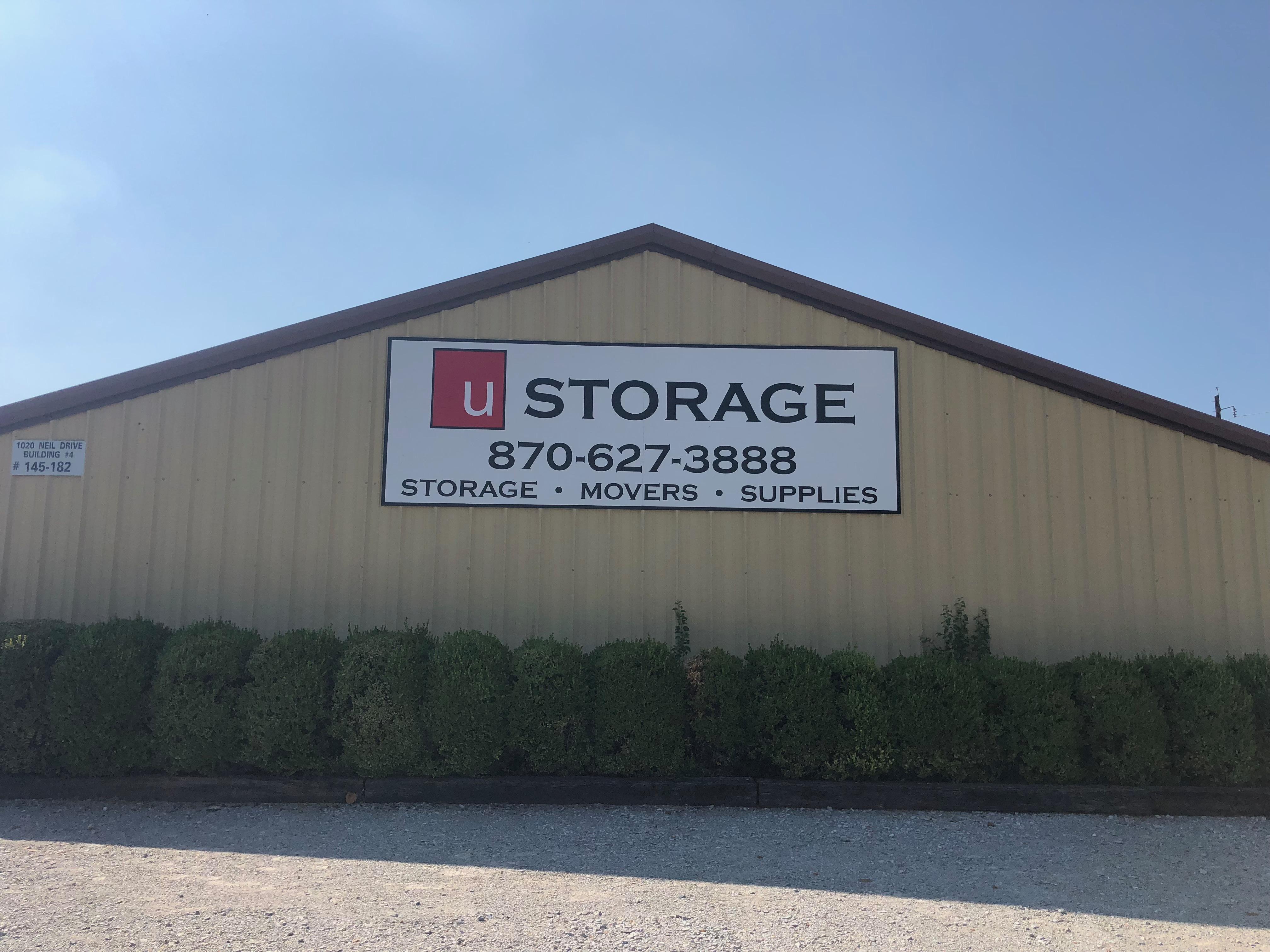Affordable Self Storage Units in Jonesboro, AR