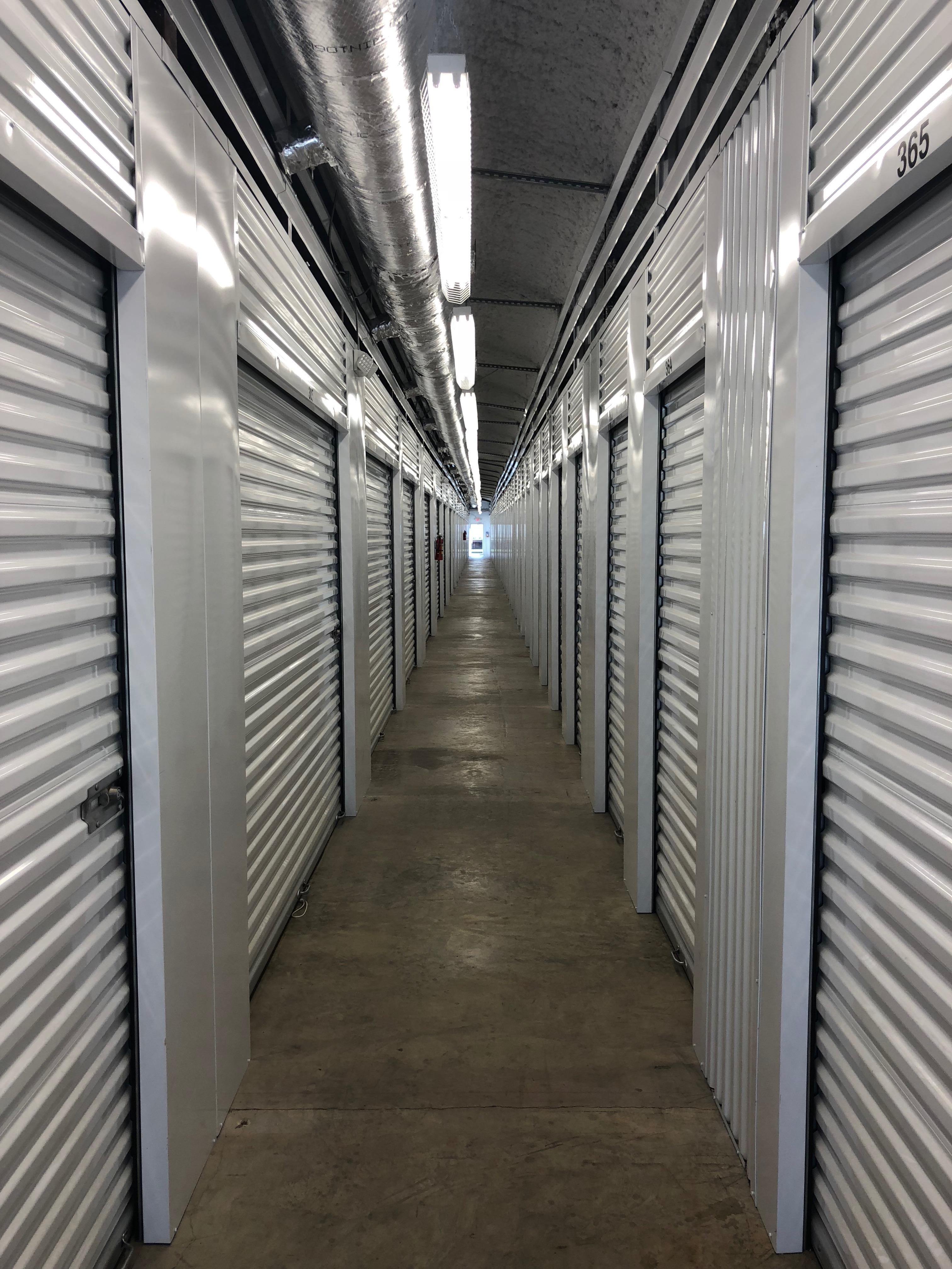 Interior Storage Units in Jonesboro, AR