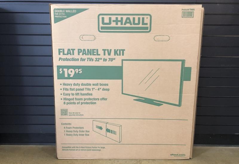 TV Packing Kit