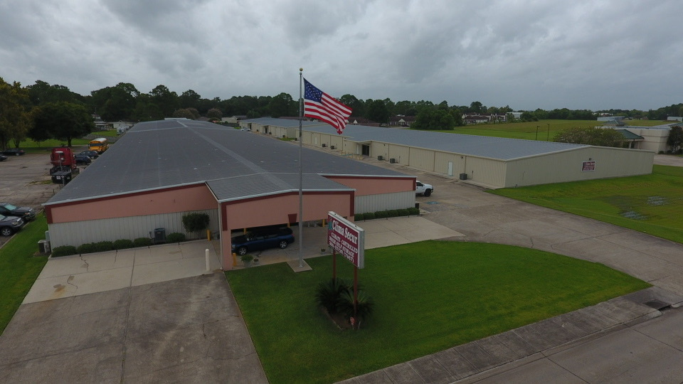 Climate control self storage in New Iberia, LA