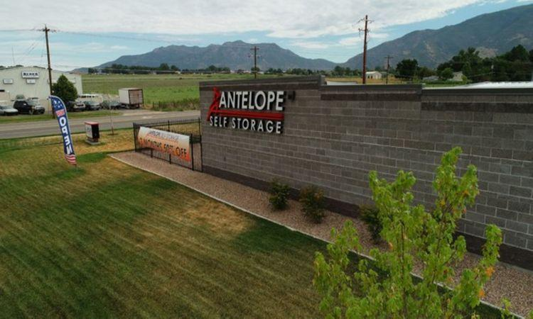 Antelope Self Storage Located on Antelope Dr