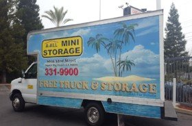 truck rental available