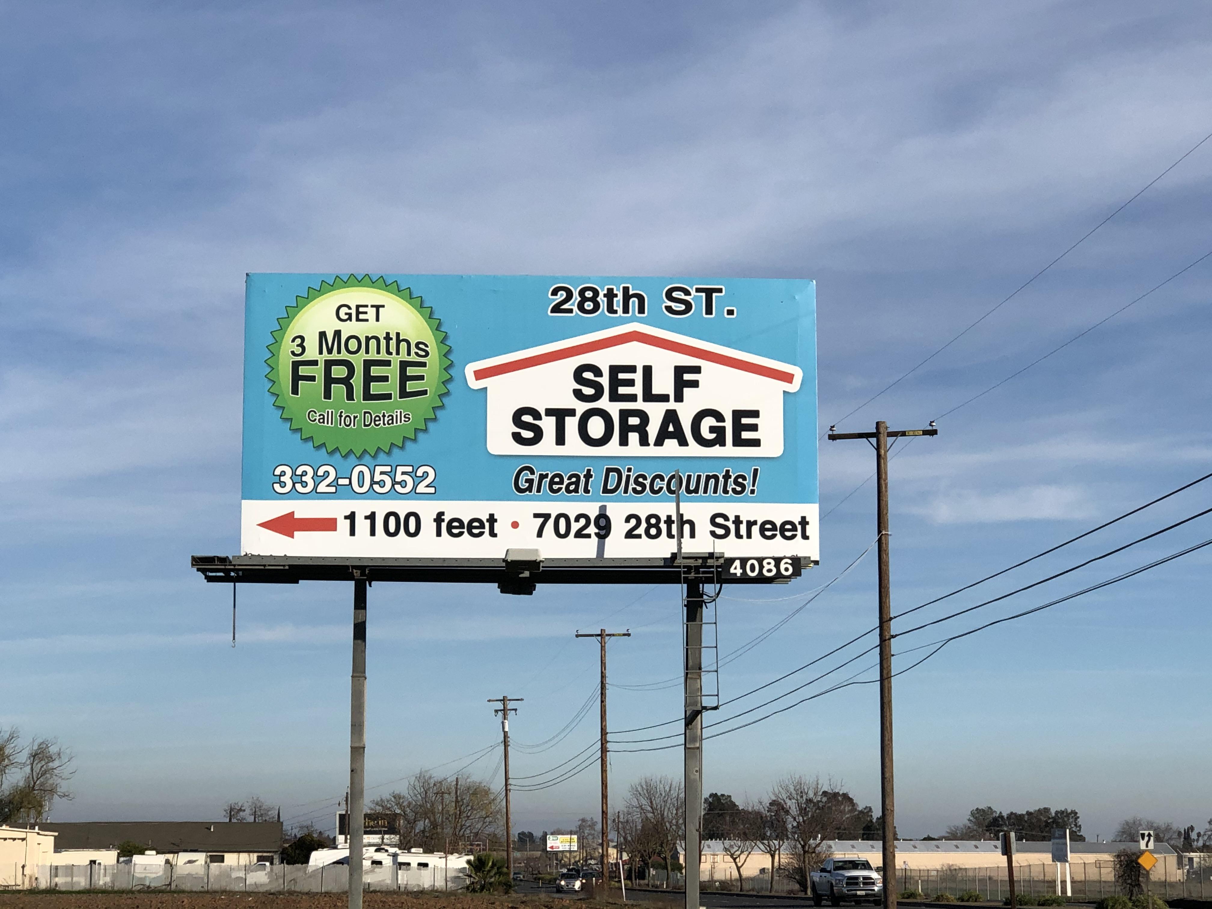 28th St. Self Storage