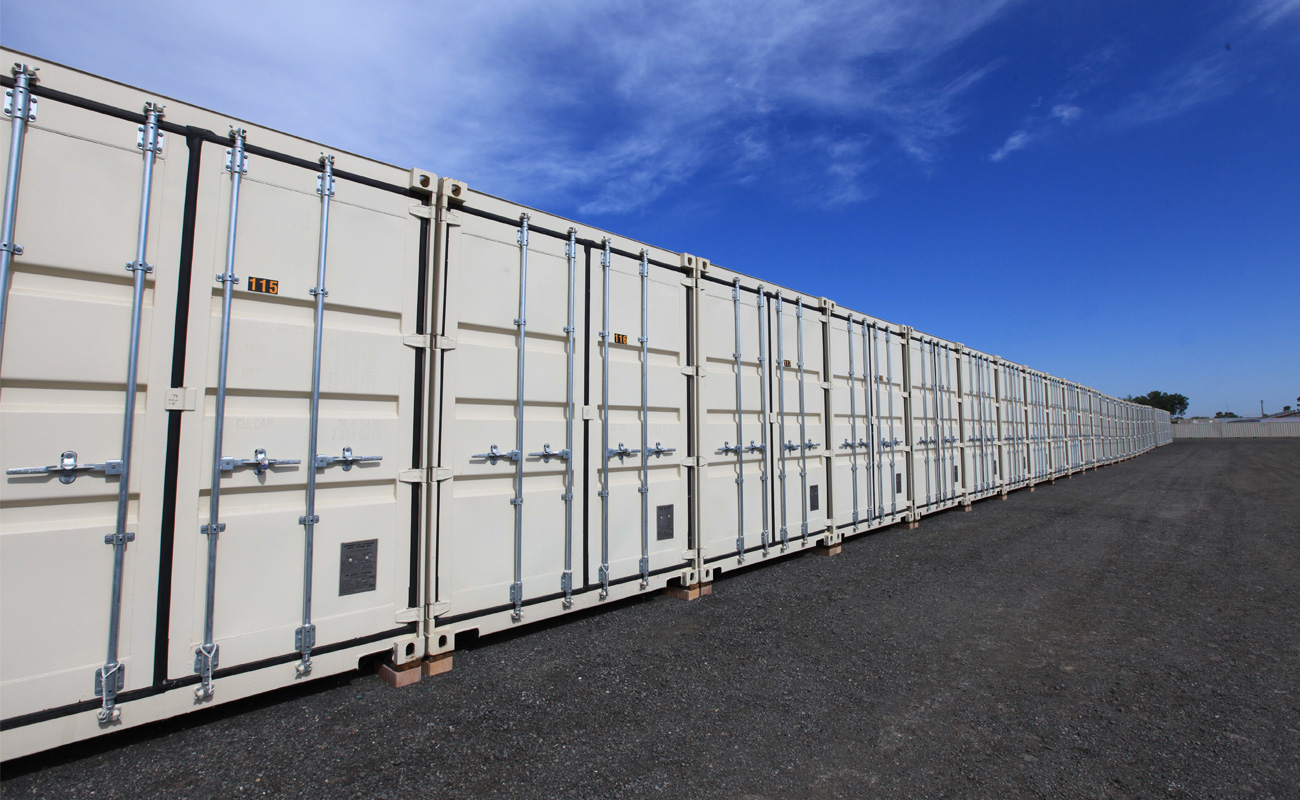 self storage containers in rio linda