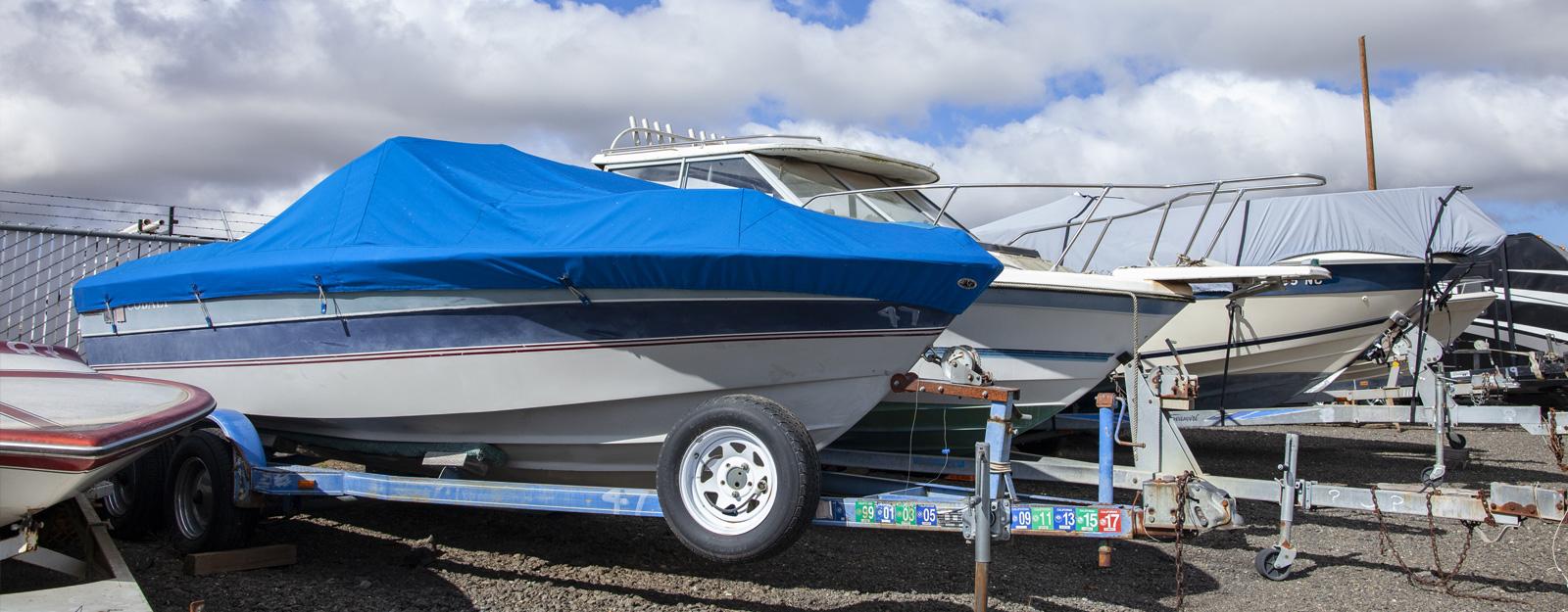 boat parking in north highlands, ca