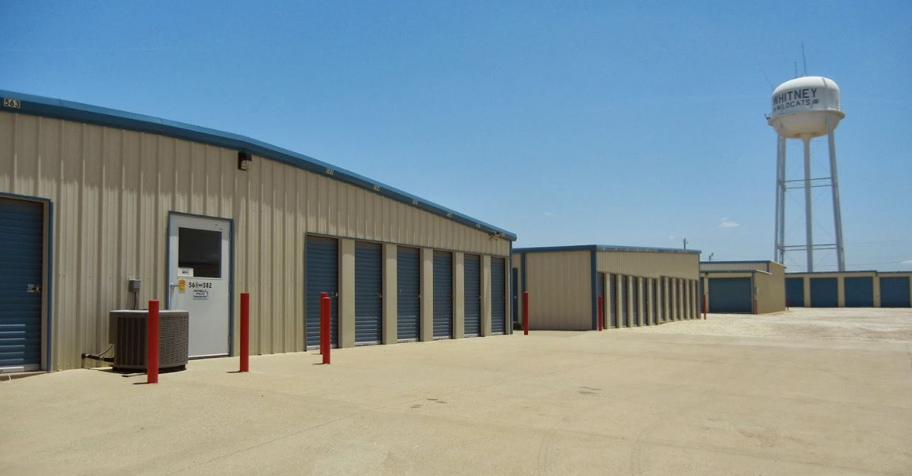 Secure Storage in Whitney, TX