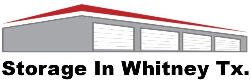 Storage in Whitney, TX