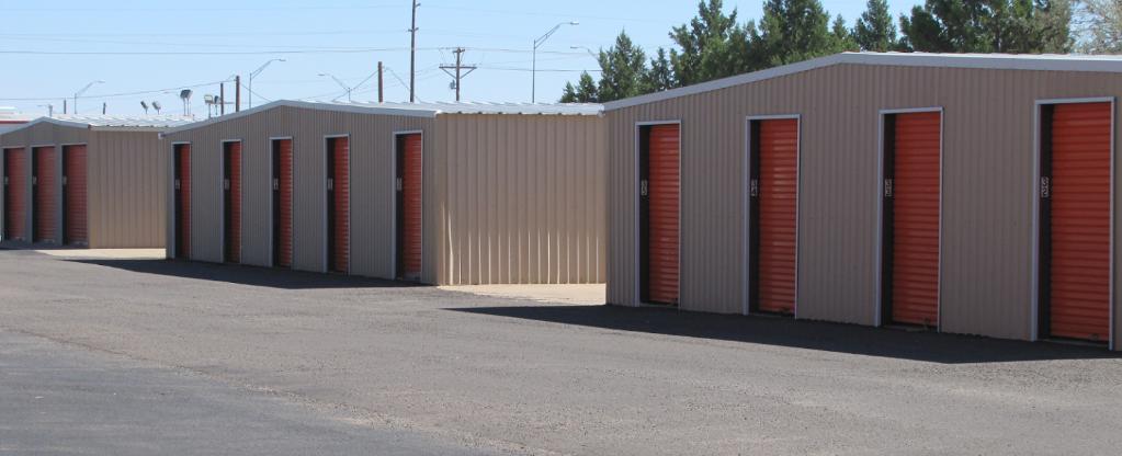 Caravan Self Storage: Outdoor units