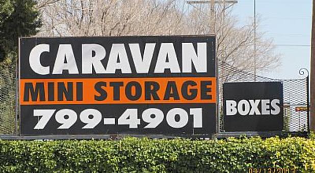 Caravan Self Storage