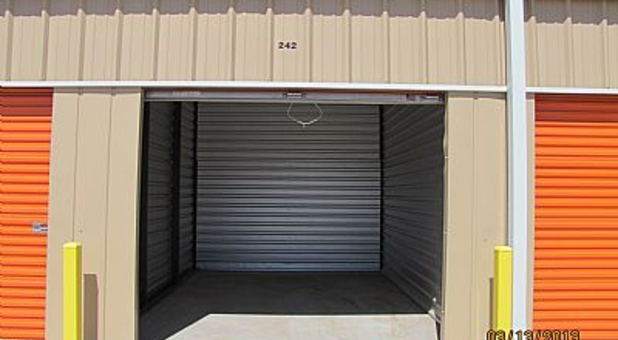 Clean and secure self storage facility in Lubbock