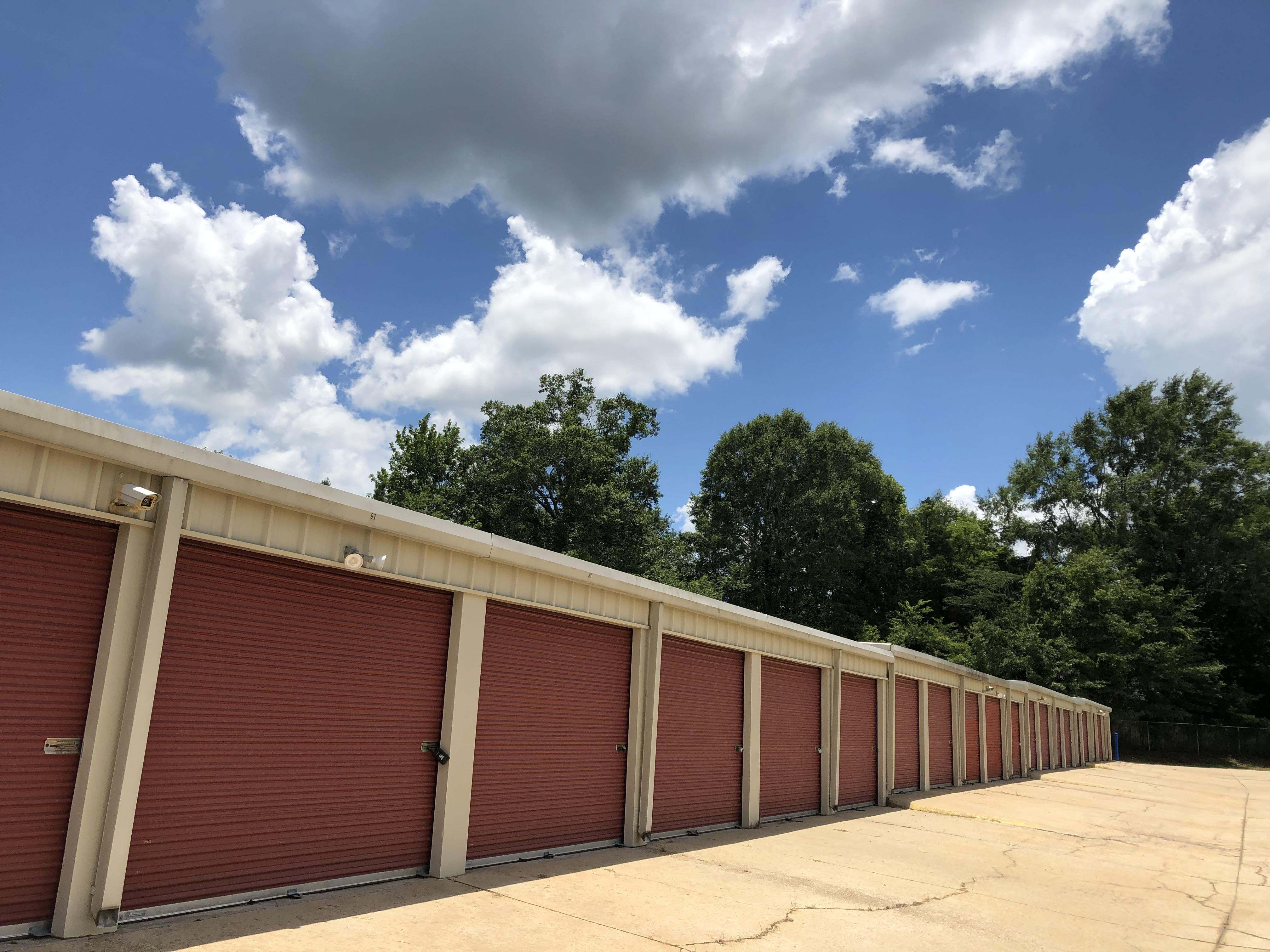 Storage Units in Brandon Mississippi