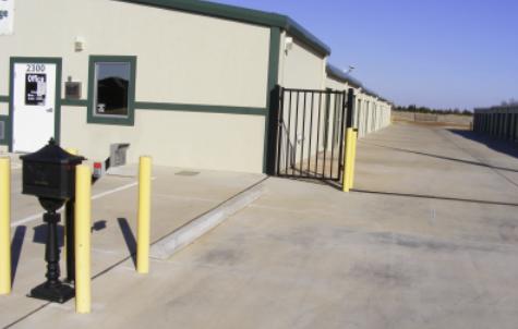 Fenced & Gated Storage Edmond, OK