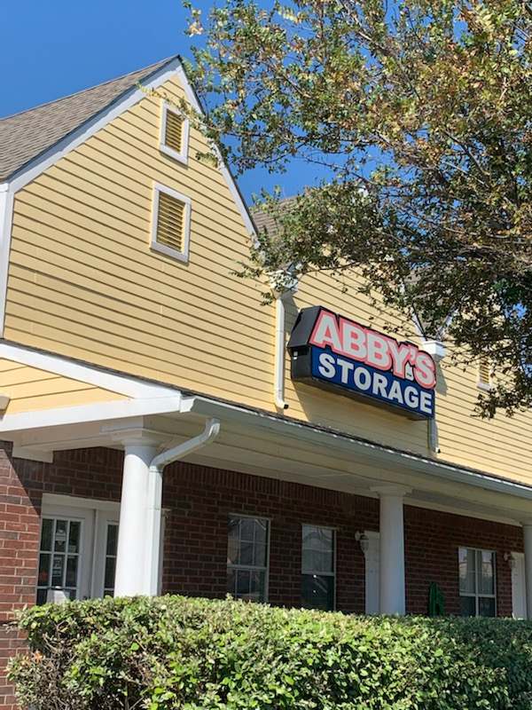 self storage units in Dallas, TX