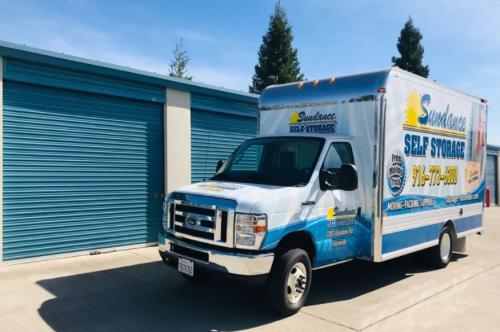 Truck Rental in Roseville, CA